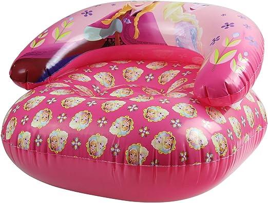 Disney Frozen Niños relajante para niños sillón hinchable Air sofá ...
