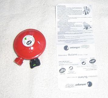 Antargaz Clip Detendeur Butane 28 Mbar 1 3g H Diametre 20 Calypso