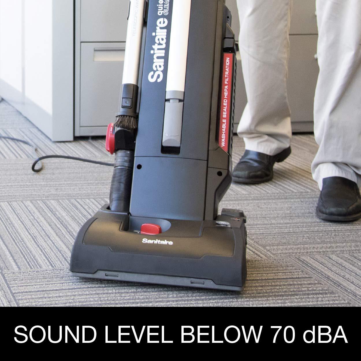 Sanitaire Multi-Surface Commercial Vacuum