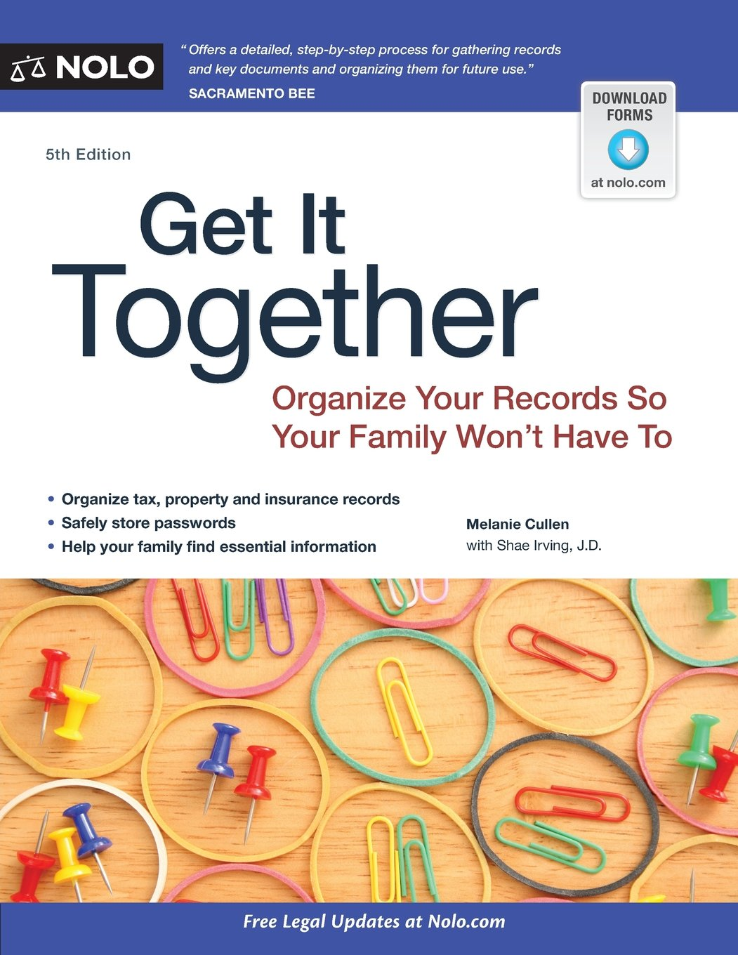 Get It Together Organize Your Records So Your Family Wont Have To