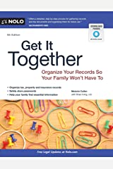 Get It Together: Organize Your Records So Your Family Won't Have To Paperback