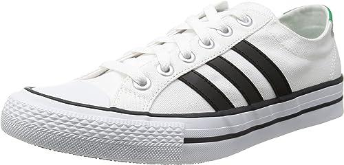 Distinguir audiencia Temporada  Adidas Neo Label Canvas VL 3 Stripes Sneaker Lifestyle shoes black, shoe  size: eur 38; Farbe: white: Amazon.de: Schuhe & Handtaschen
