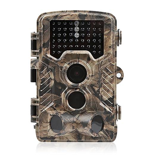 68 opinioni per [Versione Aggiornata] Distianert 16MP 1080P HD Fotocamera Caccia Macchine