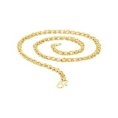 da554b000215f Image Unavailable. Image not available for. Colour  Voylla Chain for Men ...