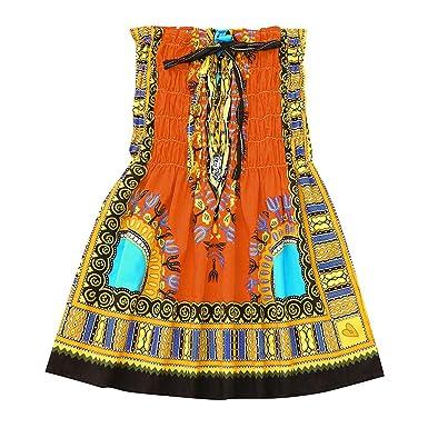 Rolayllove❤️ Falda con Tirantes para Vestido sin Espalda, diseño ...