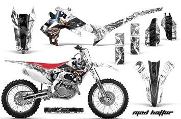 Honda CRF450R & CRF450RX 2013-2018 MX Dirt Bike Graphic Kit