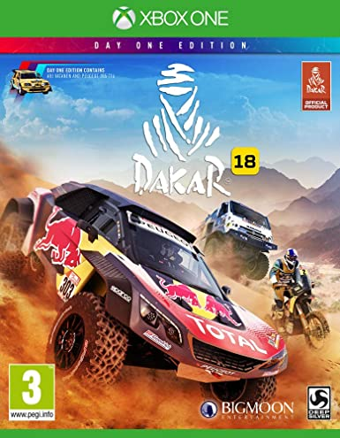 Dakar 18 - Xbox One [Importación francesa]: Amazon.es: Videojuegos