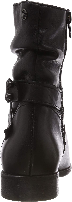Tamaris 25009-21, Botines Femme Noir Black 1