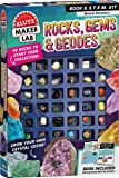 Klutz Rocks, Gems and Geodes: Maker Lab STEM Kit