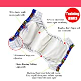 Ohbabyka Baby Training Pants Washable Reusable
