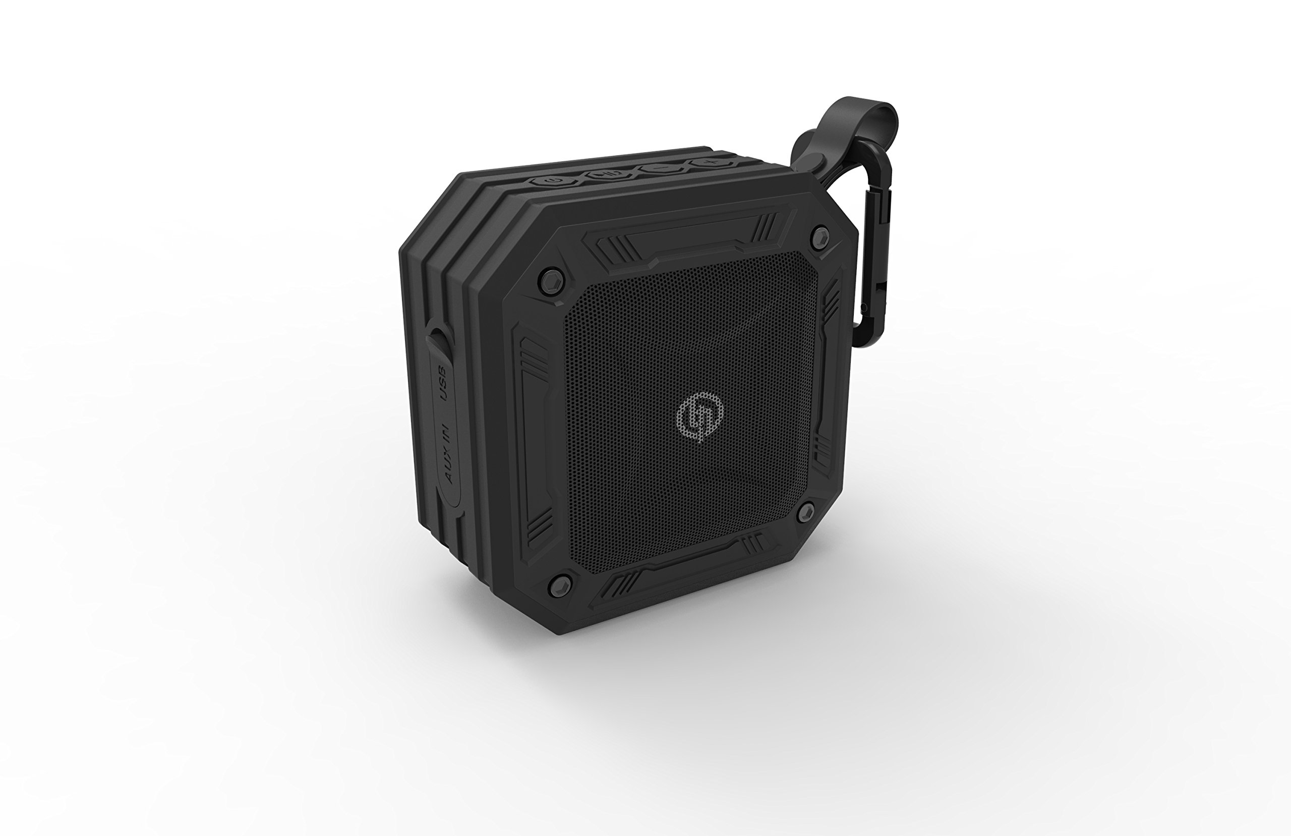TECHQ HyrdoSound Sport - Waterproof (IP67) Outdoor Bluetooth Speaker 5W - 16 hours of play time by TECHQ (Image #3)