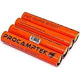 Fat Rope Stick - Procamptek - Weatherproof Emergency Fire Starter Tinder - 4 pack