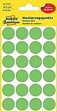 Avery Dennison Zweckform 3174Balance CODE de pois (96pièces Diamètre 18mm 4feuilles vert clair