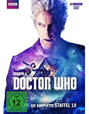Doctor Who - Die komplette Staffel 10