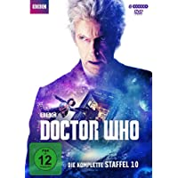 Doctor Who - Die komplette Staffel 10 [6 DVDs]