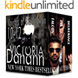 Knights of Black Swan Paranormal Romance Series, Books 10-12 (Knights of Black Swan Box Set Book 4)