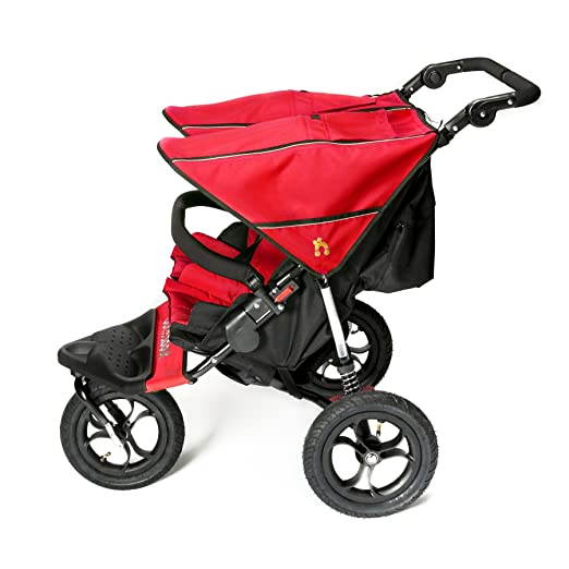 Amazon.com: Out n About Nipper Doble V4 – Carnaval Rojo: Baby