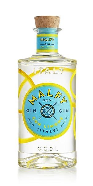 Malfy Gin Con Limone 41 Vol 1x 07l Spritzig Frischer Gin