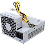 Alvar New 240W Power Supply 611482-001 508151-001 613763-001 611481-001 613762-001 503375-001 for HP Elite 8000 8100 8200 SFF Pro 6000 6005 6200 Compatible Part Number CFH0240EWWB