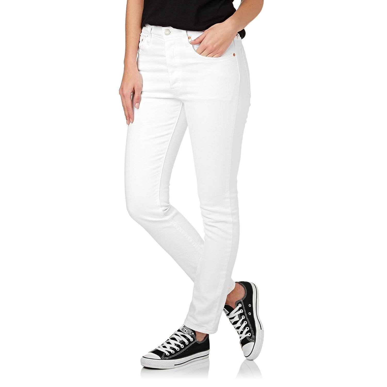 TALLA 26W / 32L. Levi's 29502-0028 Pantalones Vaqueros Mujer