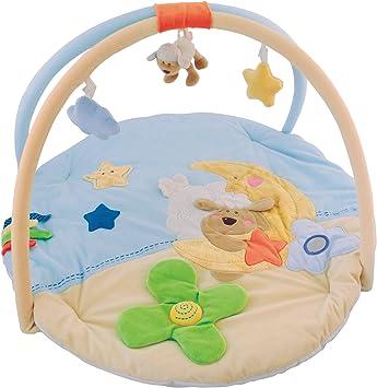 0107 Baby Decke Spieldecke Krabbeldecke Spielbogen Spielzeug