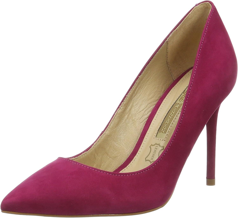 Buffalo London 181026 Zapatos de Tac/ón Mujer