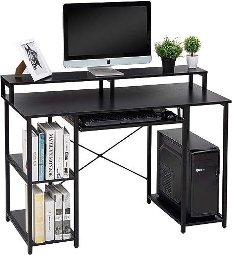 Best modern office desk: TOPSKY Computer Desk