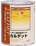 リボス 自然健康塗料 カルデット(木部用塗料) ウォルナット 0.75L