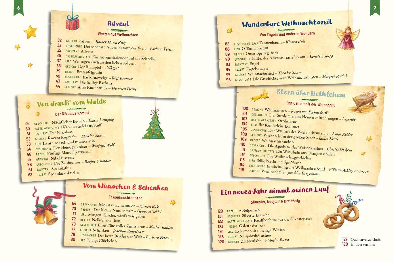 Gedicht Zu Nikolaus Für Kinder