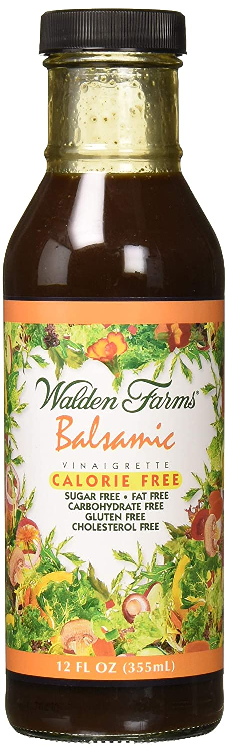 Walden Farms Balsamic Vinaigrette 12 Fl Oz Set Of 2