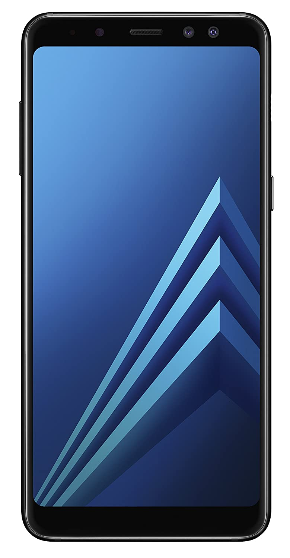 "Samsung Galaxy A8 (2018) SM-A530F 4G Black - smartphones (14.2 cm (5.6""), 4 GB, 16 MP, Android, 7.1.1, Black)"