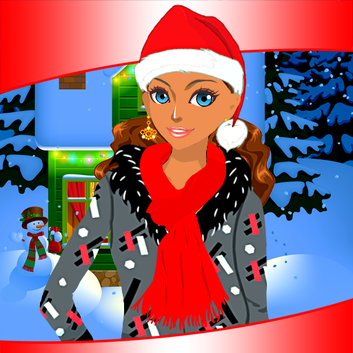 [Christmas Dress Up Games] (Celebrities To Dress Up As)
