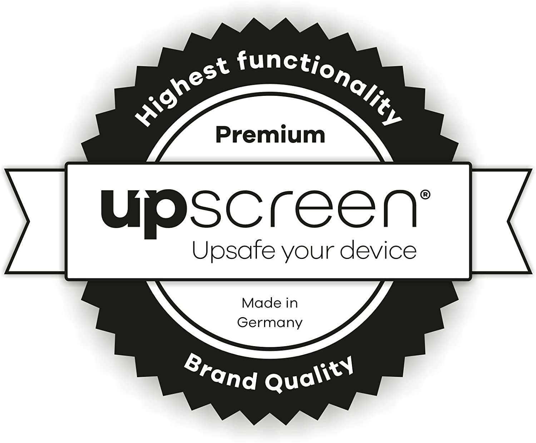 51 mm upscreen Anti-Glare Screen Protector compatible with Garmin fenix 5X Protection Film Matte