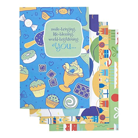 Amazon DaySpring Birthday Boxed Greeting Cards W Embossed