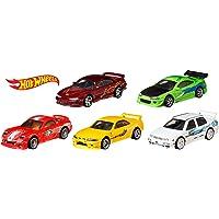 Mattel Hot Wheels Premium Bundle - Fast & Furious Vehicles [Amazon Exclusive]