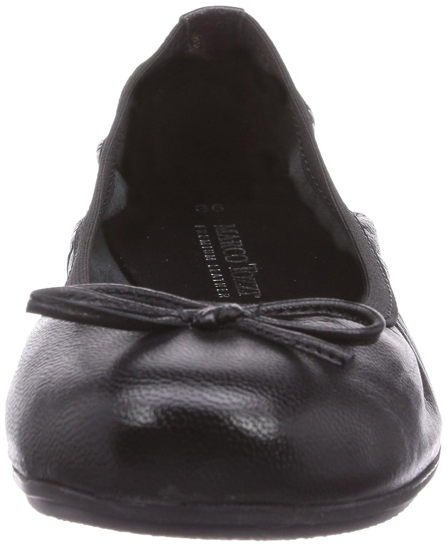 Marco Tozzi Cool Club 42403, Girls' Closed Toe Ballet Flat: Amazon.co.uk:  Shoes & Bags