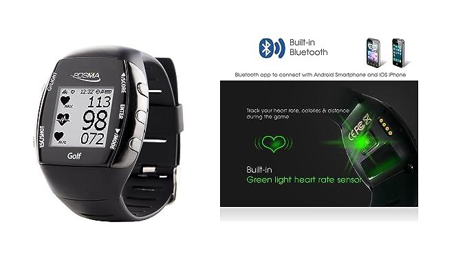 Golf Entfernungsmesser Gps : Posma neue gm2 golf fitness gps uhr u2013 entfernungsmesser activity