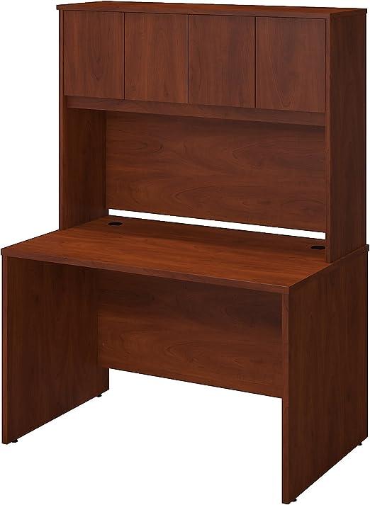 Bush Business Furniture Series C Elite 48W Hutch in Hansen Cherry