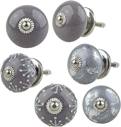 colore: Grigio Lotto di 80 attacchi diametro 16 mm Zenitech 122946