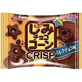ギンビス ミニしみチョココーンクリスプ ミルクチョコ味 18×10袋