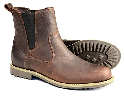 24c76c80def Orca Bay Cotswold Leather Chelsea Boot Ladies Dark Brown: Amazon.co ...