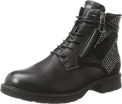 s.Oliver Damen 25107 Combat Boots
