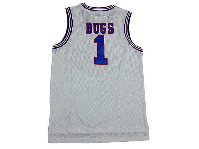 Space Jam  1 Bugs Bunny Basketball Jersey Tune Squad + Mr. Sport Box as 72de3c46b