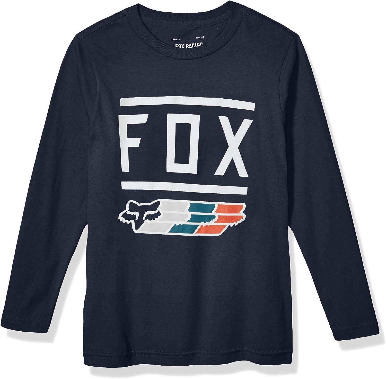 Fox Youth Super Longsleeve T-Shirt Camiseta para Niños: Amazon.es: Deportes y aire libre