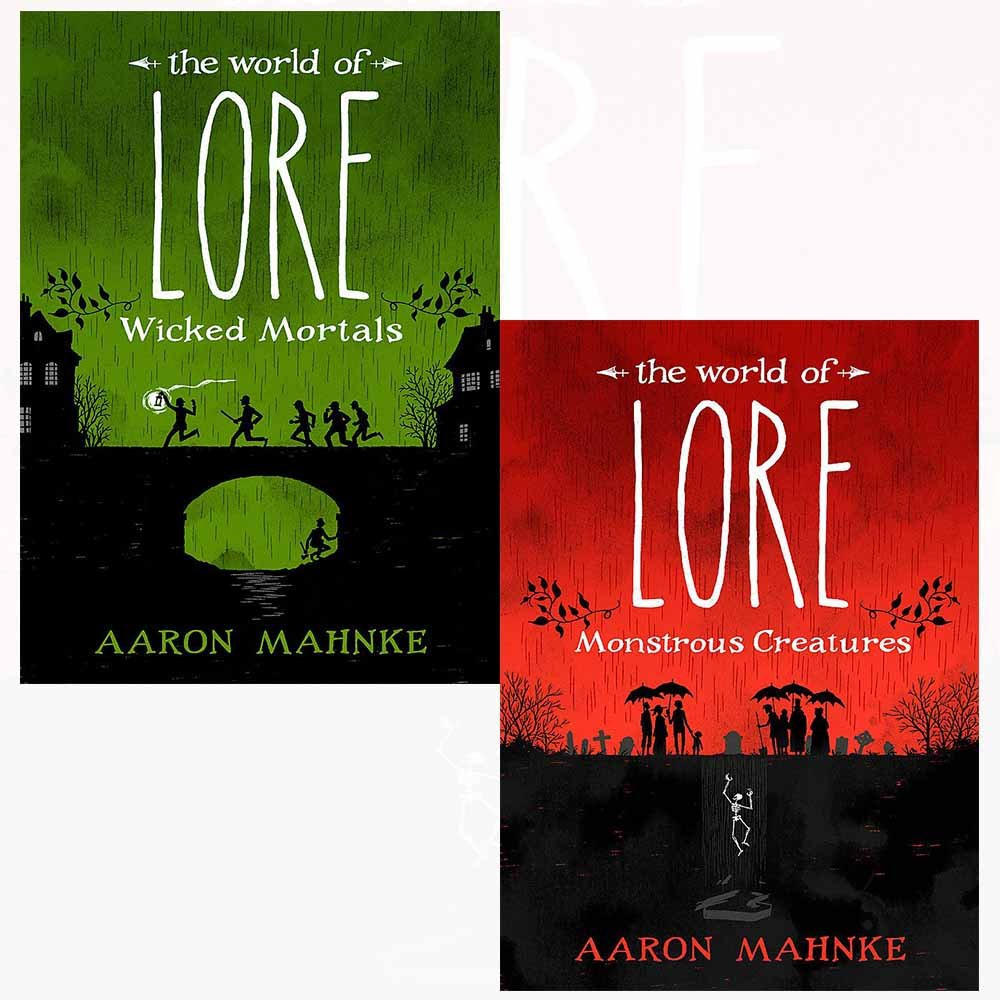 Download World of lore monstrous creatures[hardcover], wicked mortals 2 books collection set ebook