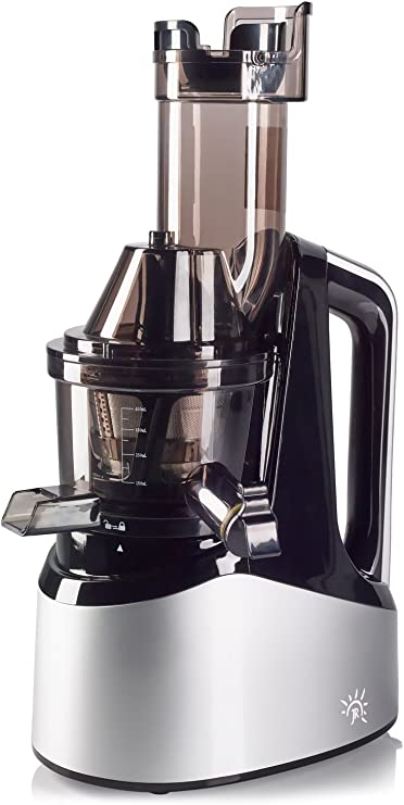Licuadora masticadora de extracción lenta JR 8000 para zumos ...