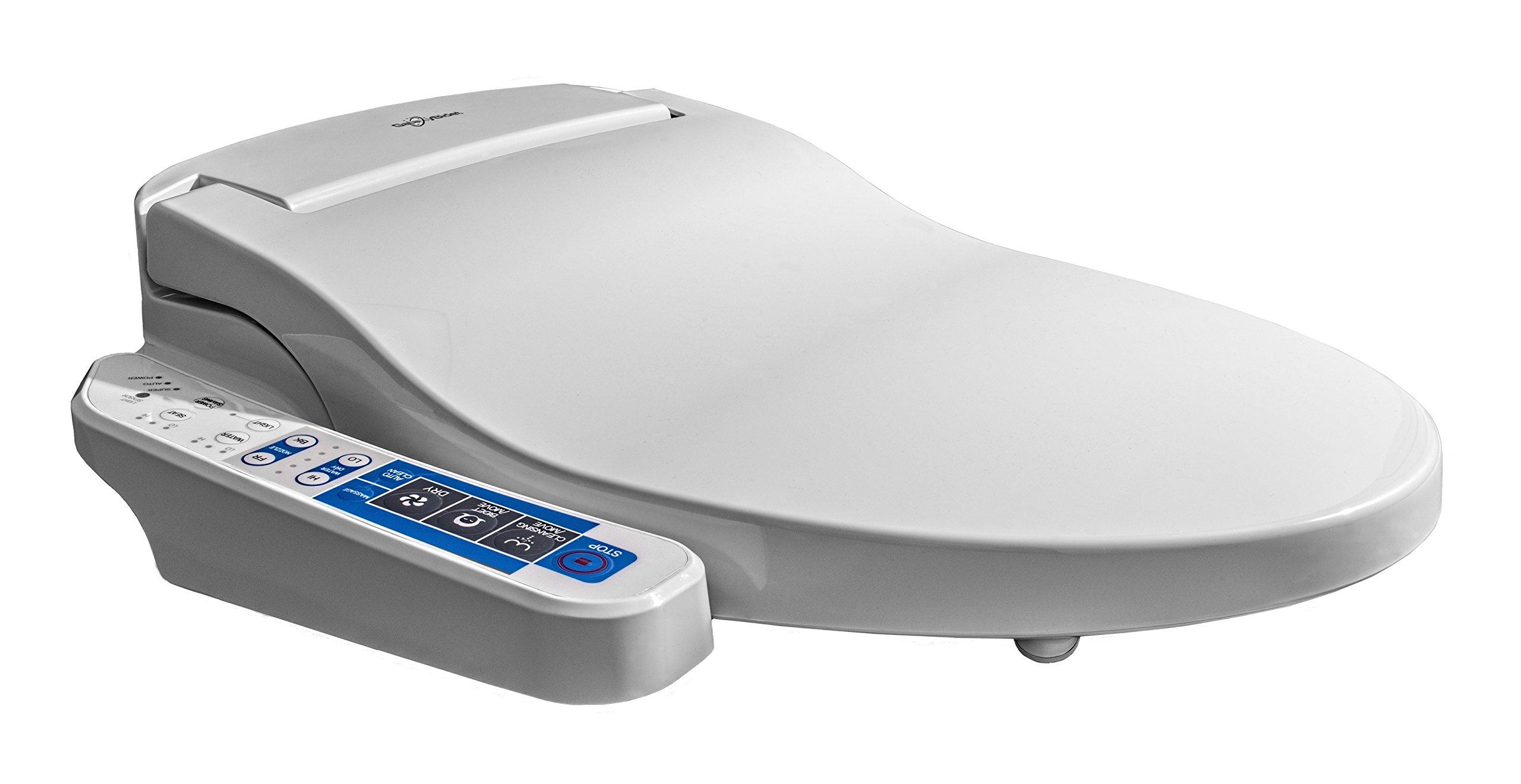 Galaxy Bidet Electronic W18.2 x D19.5 x H6.1 Inches Toilet Seat by Galaxy Bidet (Image #2)