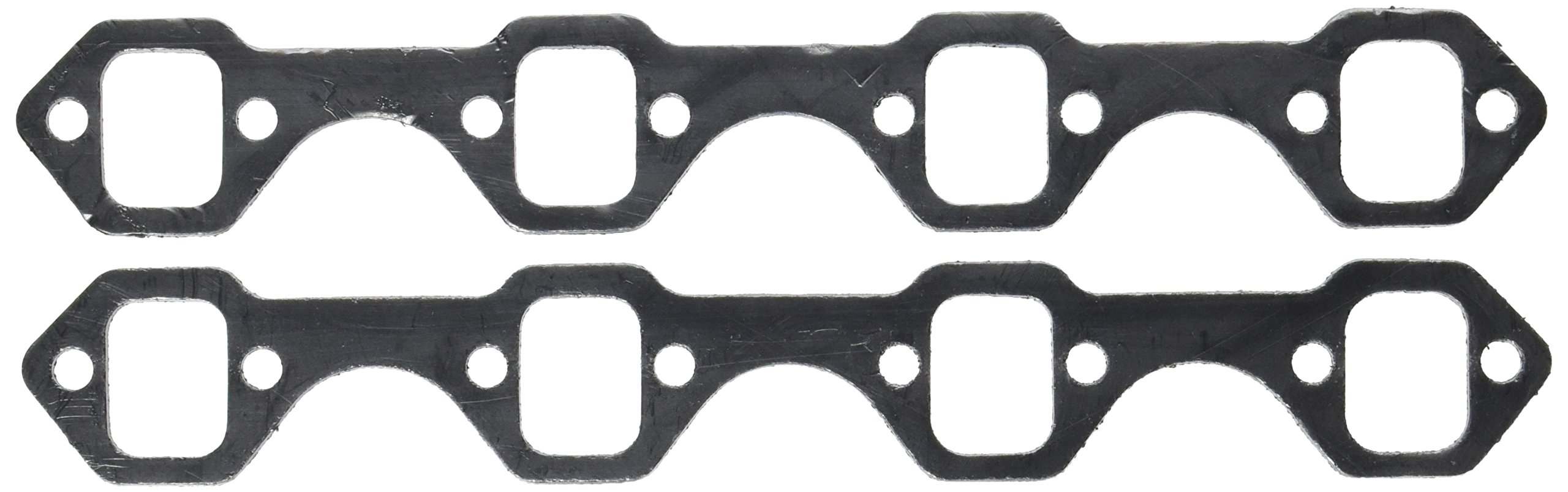 Remflex 3028 Exhaust Gasket for Ford V8 Engine, (Set of 2)