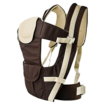 329ddc0260a Amazon.com   TeqHome 360 Ergonomic Baby Carrier