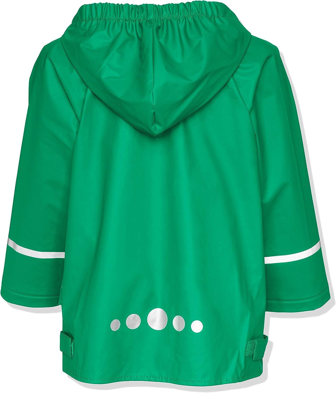 Verde 29 Gr/ün Regenjacke Basic 104 cm Playshoes 408638 Giacca Impermeabile